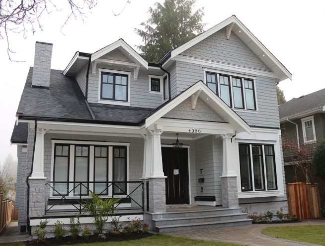 Siding Contractors Vancouver